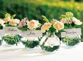 Свадебные идеи: Рассадочные карточки своими руками