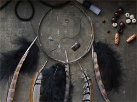 bff22156-a156-4ba4-affa-ee43d9988944 Как сделать ловец снов своими руками
