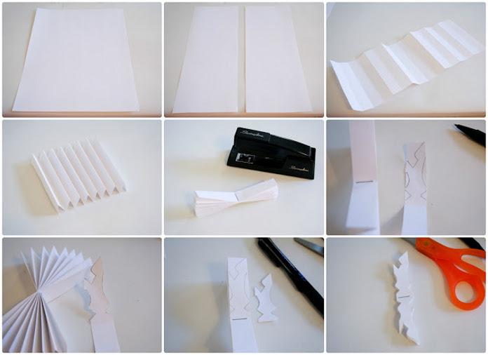 Как сделать гармошку из бумаги 59