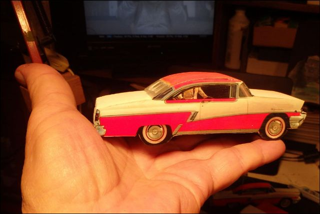 Как сделать модель машины фото 773