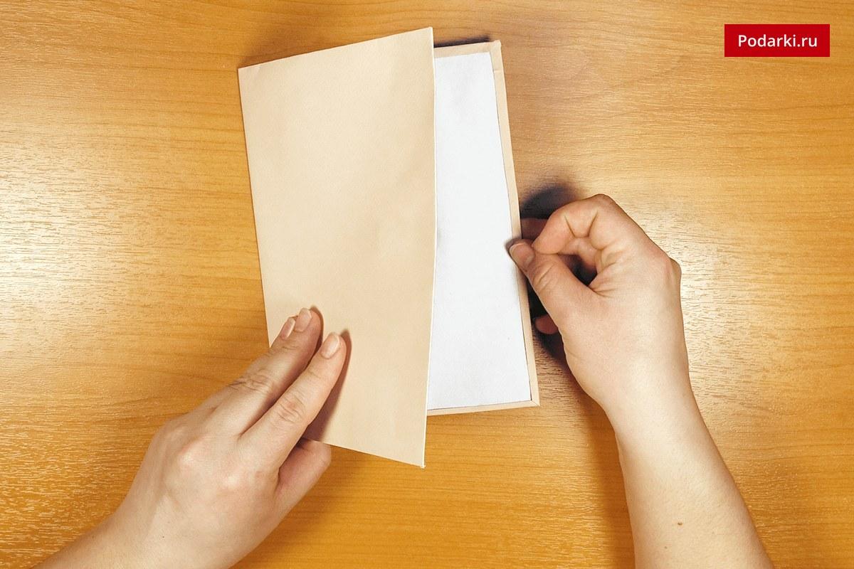 Открытки типа бумаги