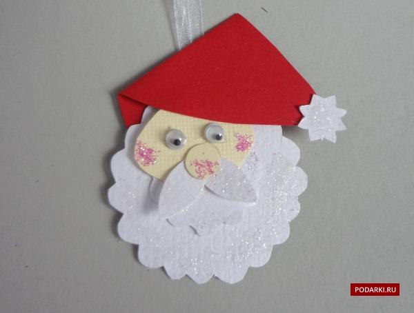 Дед Мороз избумаги