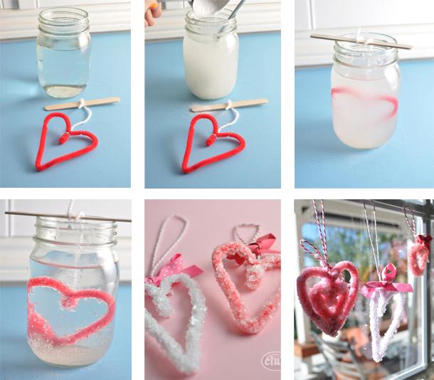 Подарки для любимых своими руками на 14 февраля