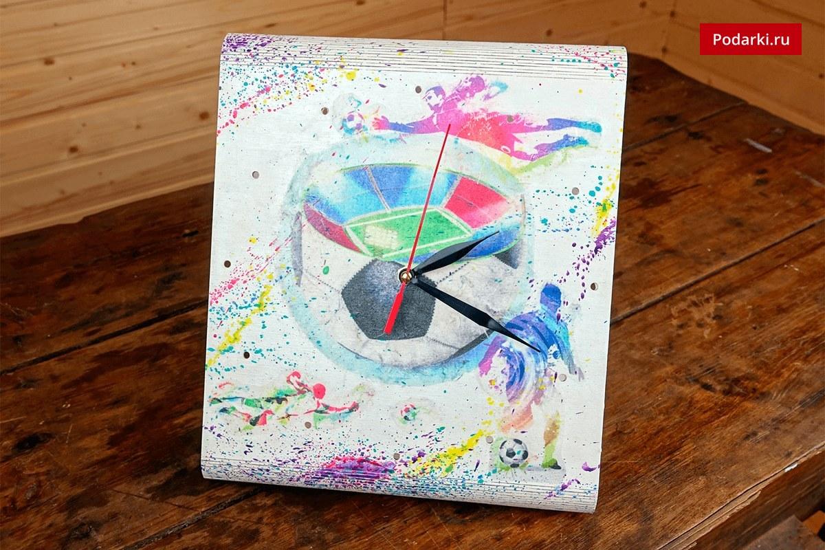 Часы дляфутболиста
