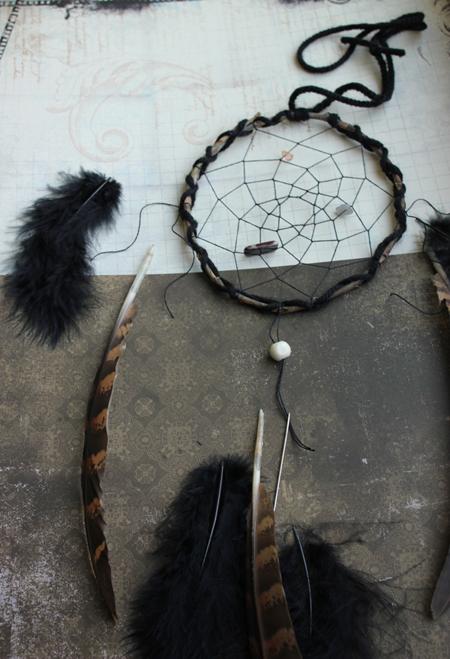 Ловец снов своими руками пошаговая инструкция