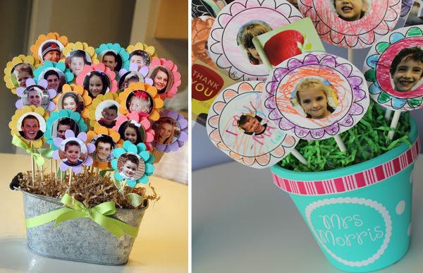 Торт из конфет с живыми цветами 15