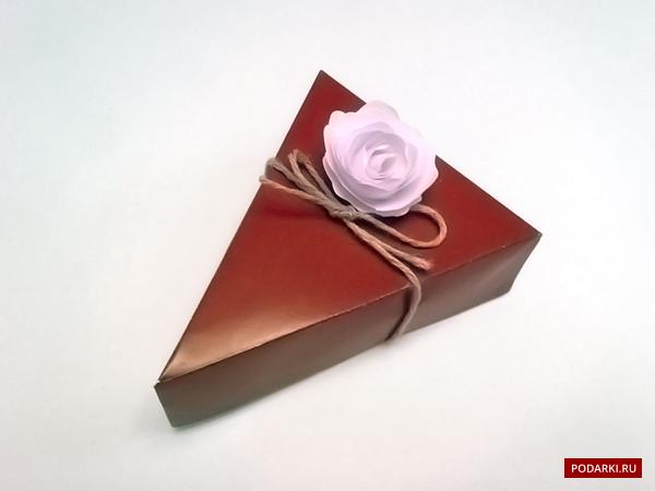 Коробка «Шоколадный торт»