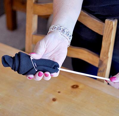 Букет для мужчины своими руками из носков