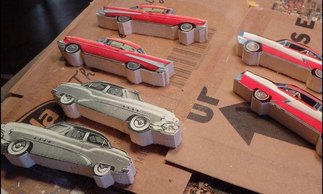Как своими руками сделать модель машины