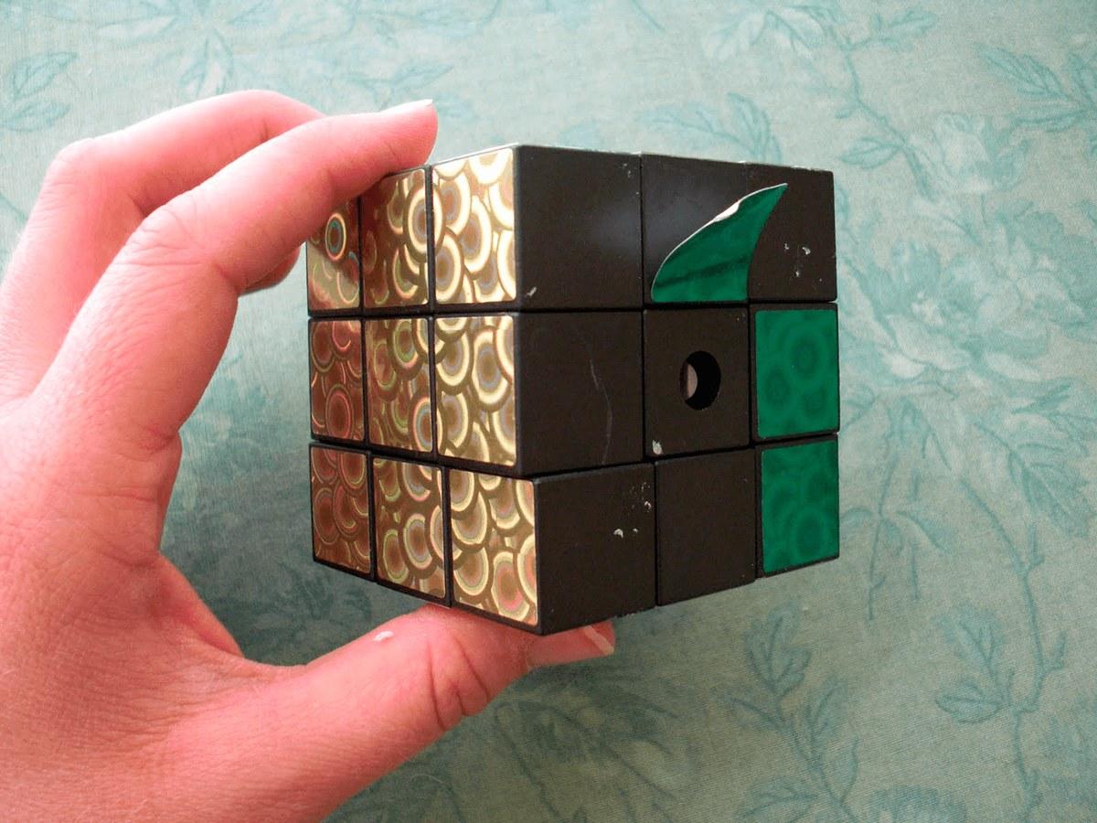Кубик рубик своими руками сделать фото 222