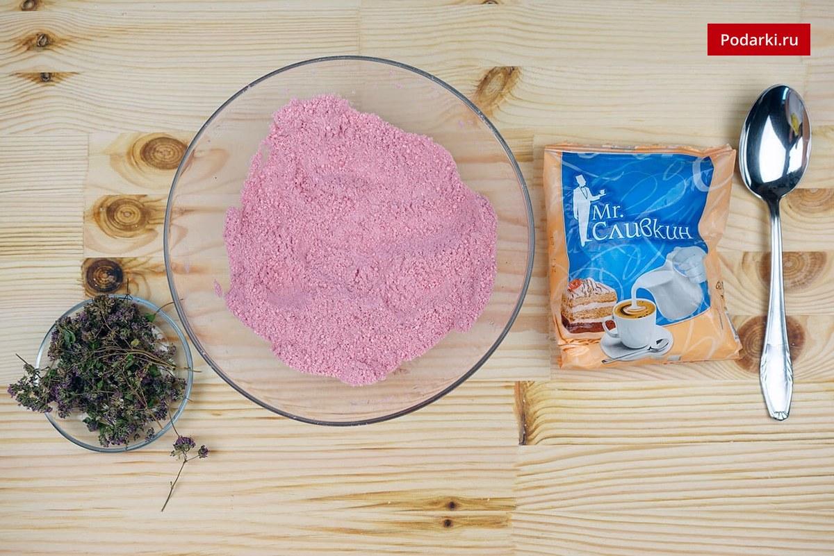 Бомбочки для ванны своими руками рецепты без сухого молока 14