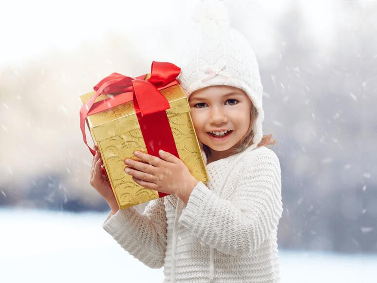 Подарки детям к новому году интернет магазин
