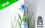 Открытка к 8 марта «Цветы»