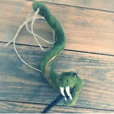 подвеска для автомобиля Змея