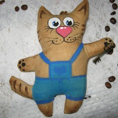 Игрушка Ароматный кот-Васька