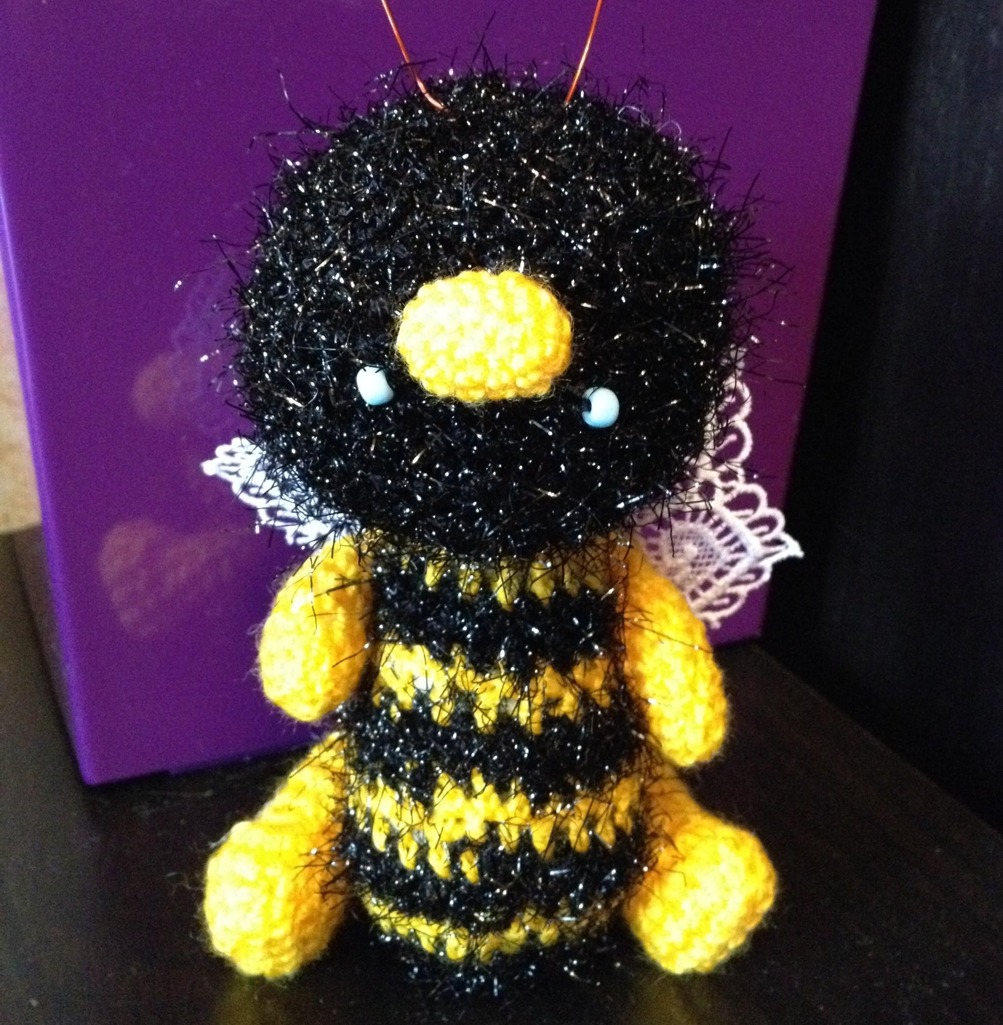 Мягкая игрушка пчёлка своими руками 67