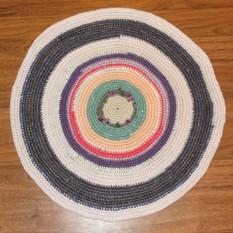 Бабушкин коврик Полянка