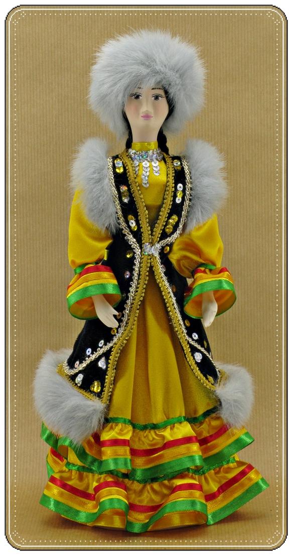 Башкирские костюмы своими руками 30