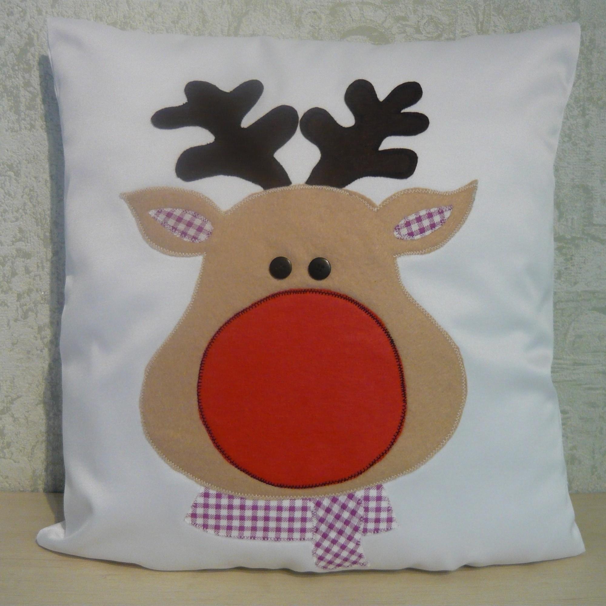 Подушка своими руками в подарок