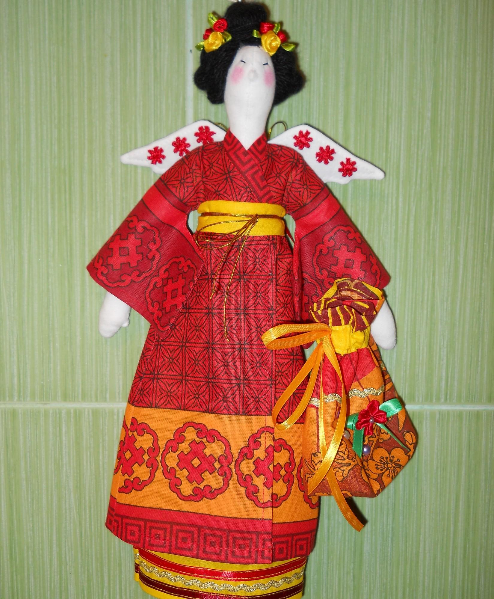 Кукла счастье своими руками