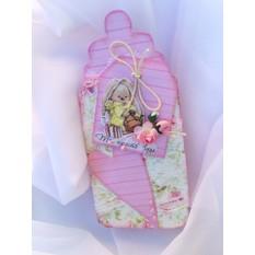 Открытка Бутылочка для малышки