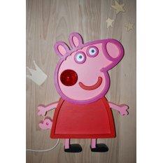 Светильник-ночник Свинка Пеппа