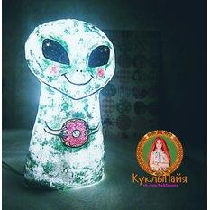 Светильник Инопланетянин-сластена