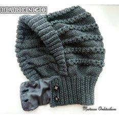 Капор ручной вязки MARENGO