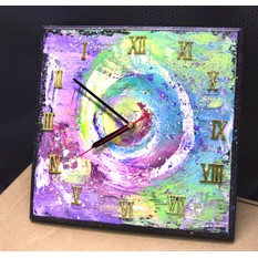Подарочные часы Обратный ход