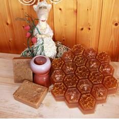 Мыло Медовые соты
