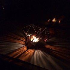 Светильник ручной работы Тиффани