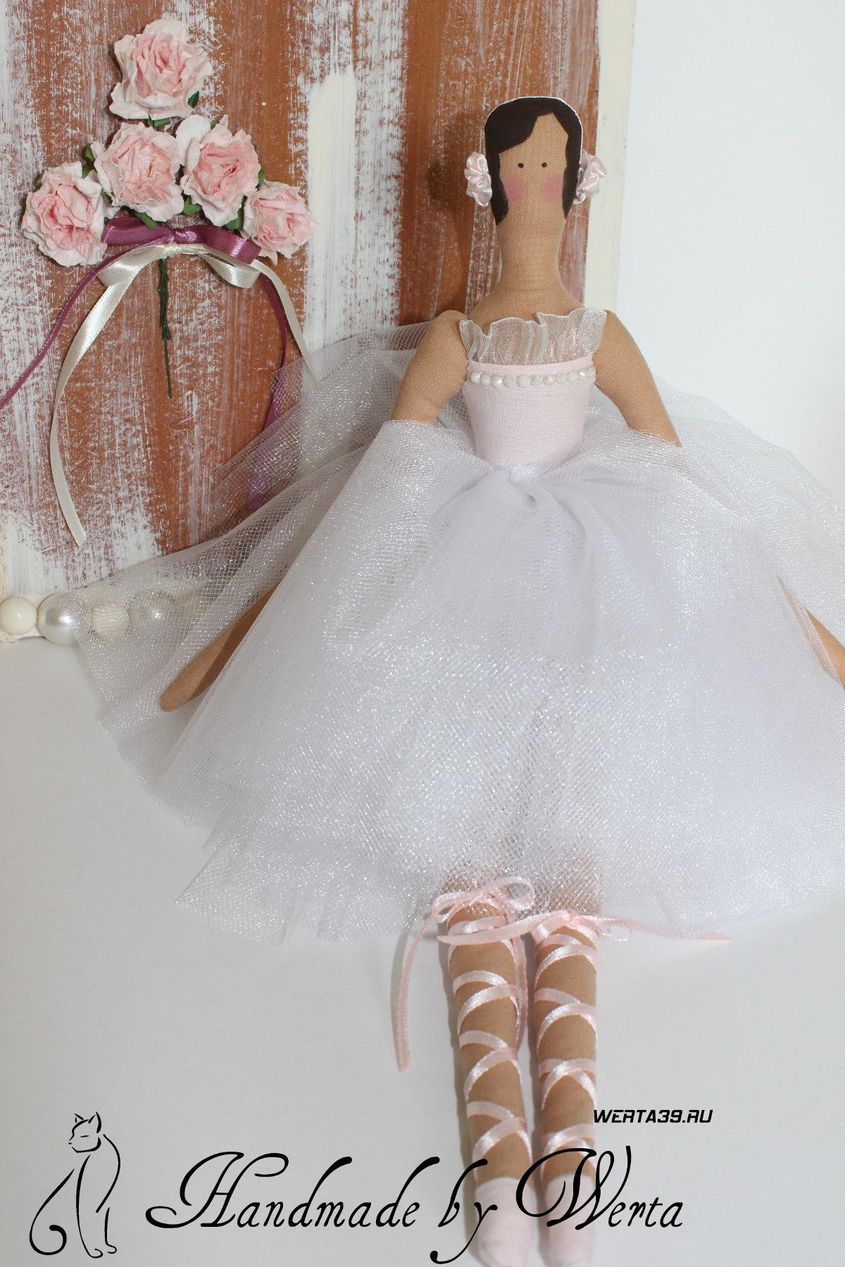 Тильда балерина своими руками