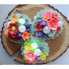 Мыло Букет цветов