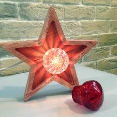 Светильник-ночник в стиле лофт Звезда