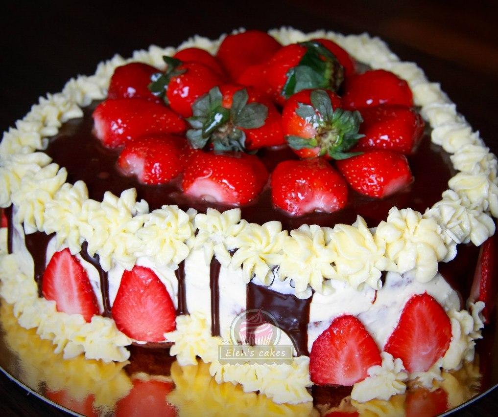 Торт мужчине своими руками