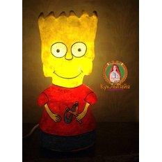 Ночник Барт Симпсон