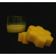 Мыло ручной работы «Мёд с молоком»