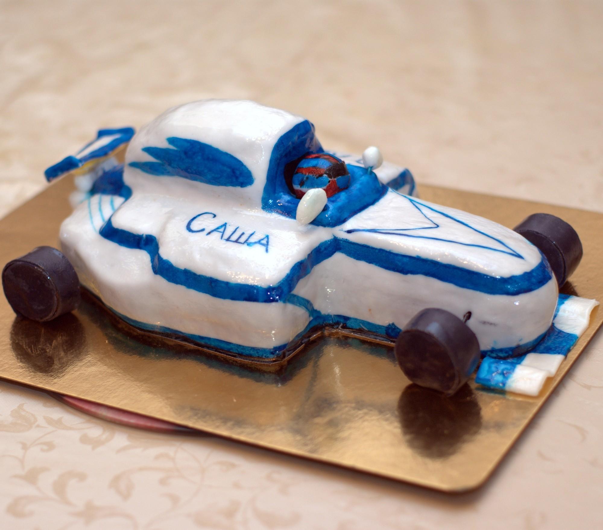 Как украсить торт для мальчика, Торт на день рождения 10