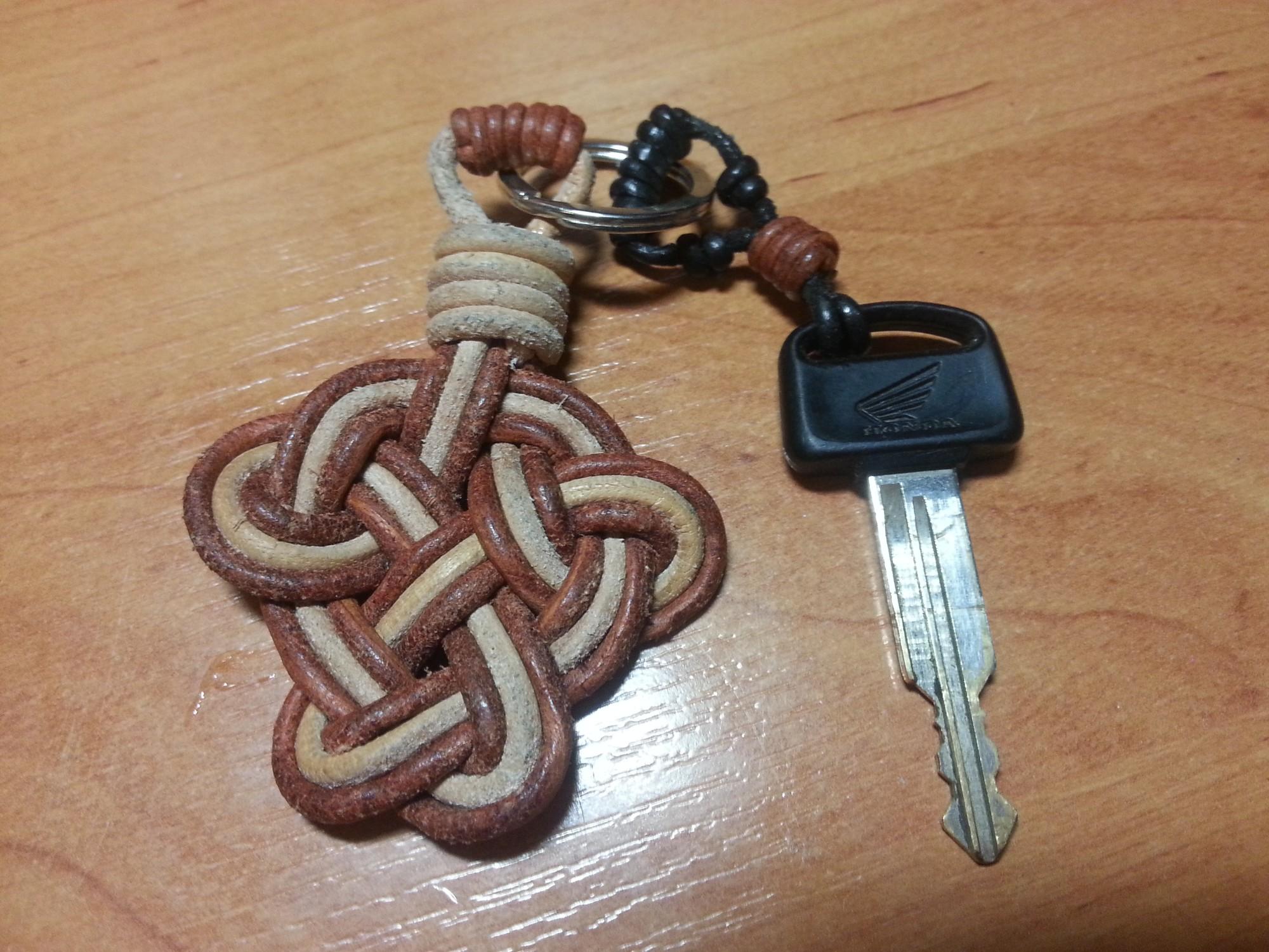 Брелок для ключей своими руками фото 595