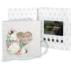 Видео открытка Свадебная