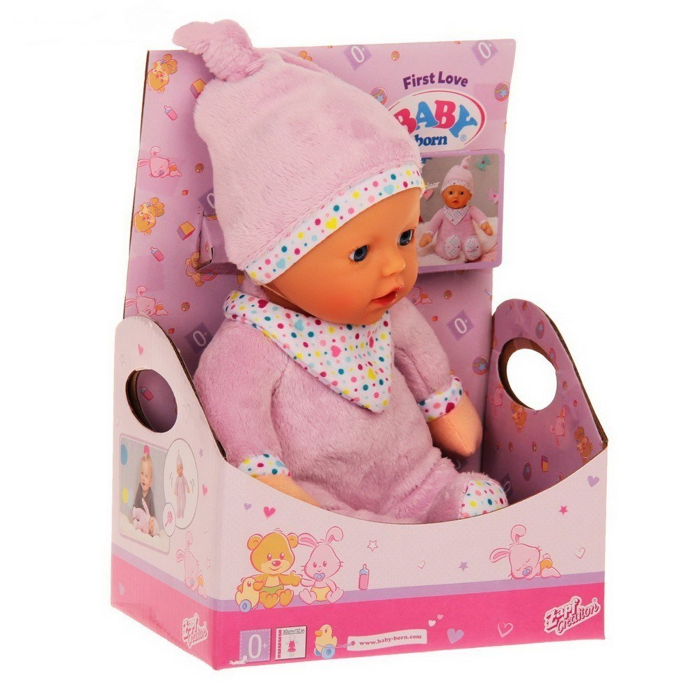 Кукла Baby born «Первая любовь»