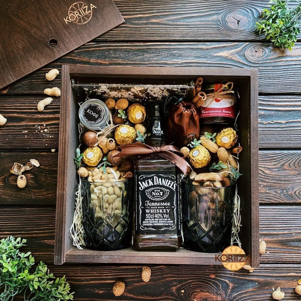 Подарочный набор Whiskey Box