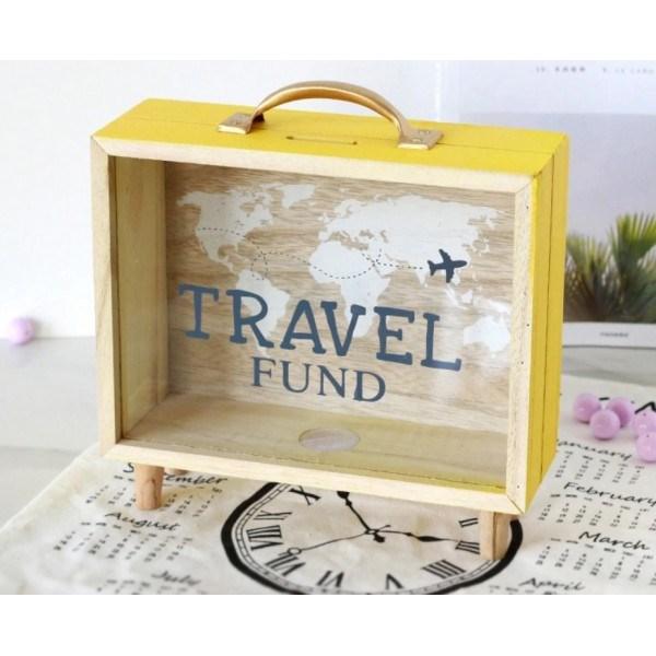 Рамка-копилка для путешественников
