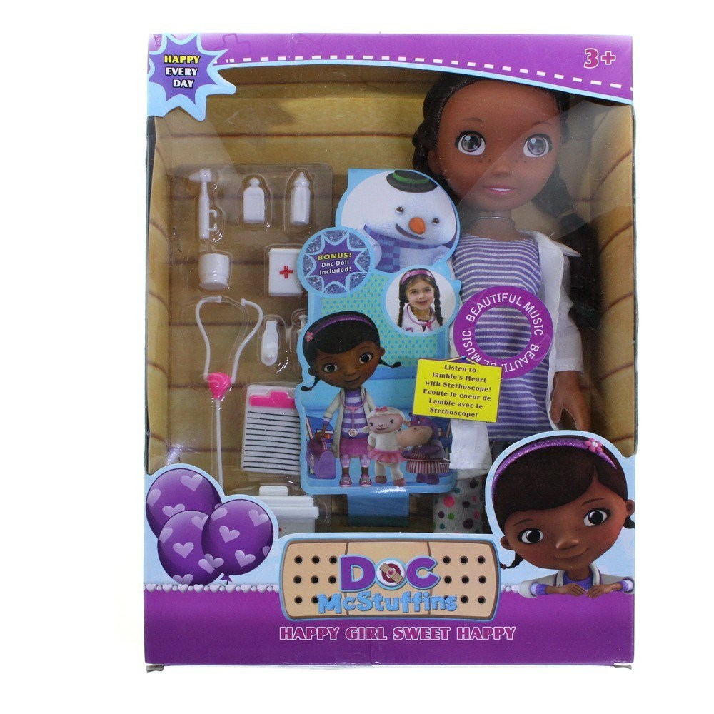 Кукла «Доктор Плюшева»